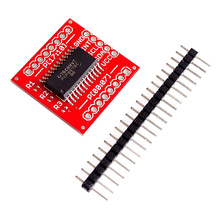 PCF8575 IIC I2C I/O Extension Shield Module 16 bit SMBus I/O ports For Arduino(China)