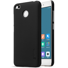 Original Nillkin Classic Hard PC Cell Phone Cover Case for Xiaomi Mi Redmi 4X Frosted Shield Back Shell Four Color in Stock(China)