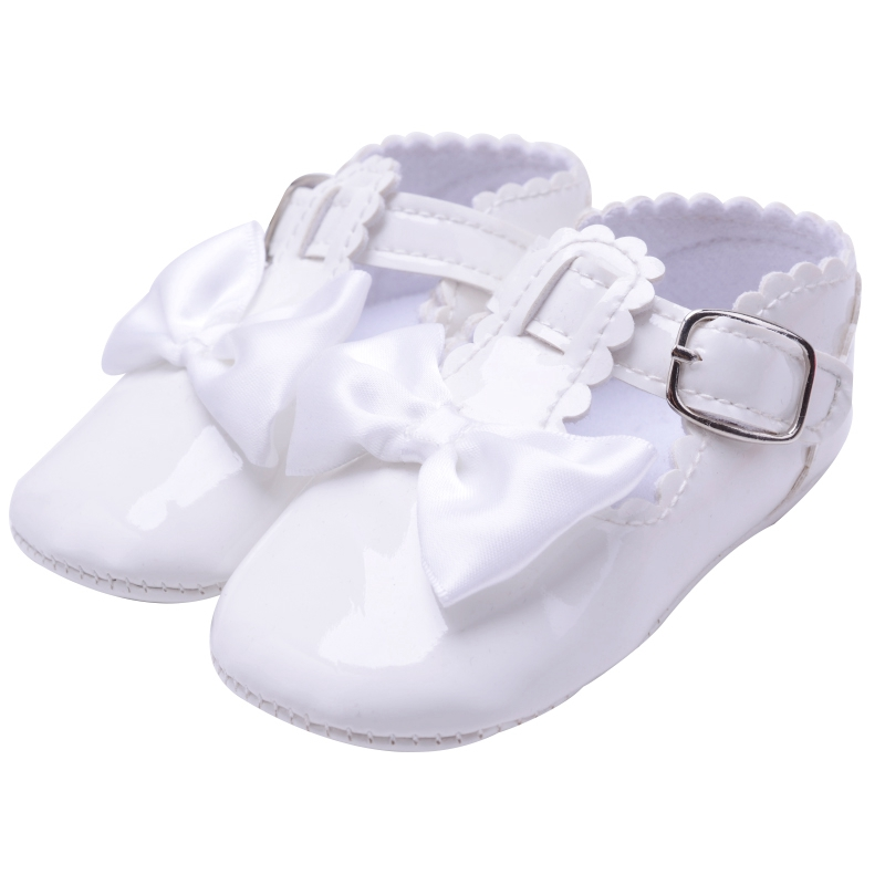 Flower Spring / Autumn Infant Baby Shoes Moccasins Newborn Girls Booties for Newborn 3 Color Available 0-18 Months 29