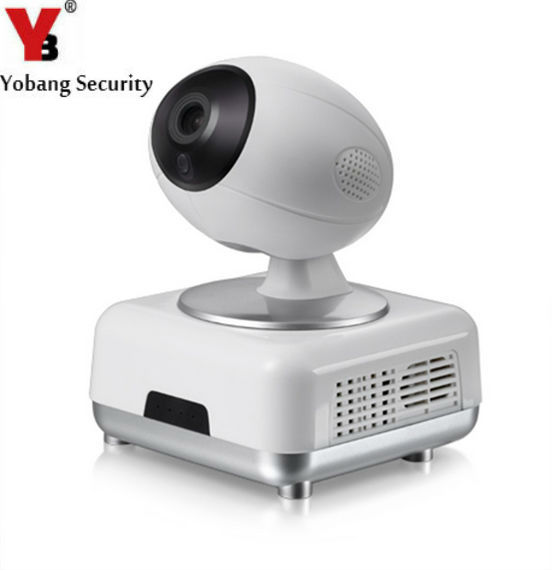 YobangSecurity Wireless IP Camera HD 720P Webcam for Home Security,WIFI/Network,Baby/Pets Monitor,Surveillance Two-Way Audio<br>
