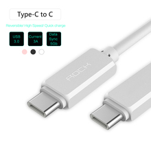 TYPE-C to TYPE C USB Cable Fast Charge Quick Data Sync for Meizu Pro 6 / Huawei P9 / Honour V8 / LG G5 for Xiaomi 4s 4c / Letv