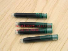 15Pc green diameter3.4mm Macroporous meets international standards Fountain Pen ink(China)