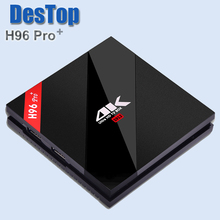 H96 Pro TV Box 2GB 3GB 32GB 16G Gigabit Ethernet Android 6.0 Smart Set top Box Amlogic S912 Octa Core TV Wifi Video player BT4.1