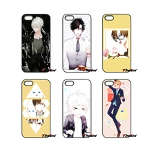 For iPod Touch iPhone 4 4S 5 5S 5C SE 6 6S 7 Plus Samung Galaxy A3 A5 J3 J5 J7 2016 2017 Mystic Messenger South Korea Game Case(China)