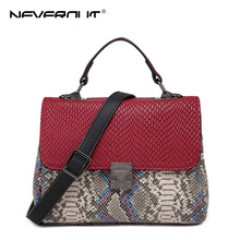 NeverOut Brand Name Design Women Genuine Leather Handbags Lady Shoulder Sac Top-Handle Handbag Fashion Travel Ladies Boston Bags(China)