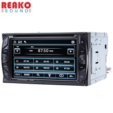 2 Din Car Video Player 2Din Car CD DVD Player 6.2 inch Bluetooth Car Radio In-dash Car Audio Video Player Digital Touch Screen(China)