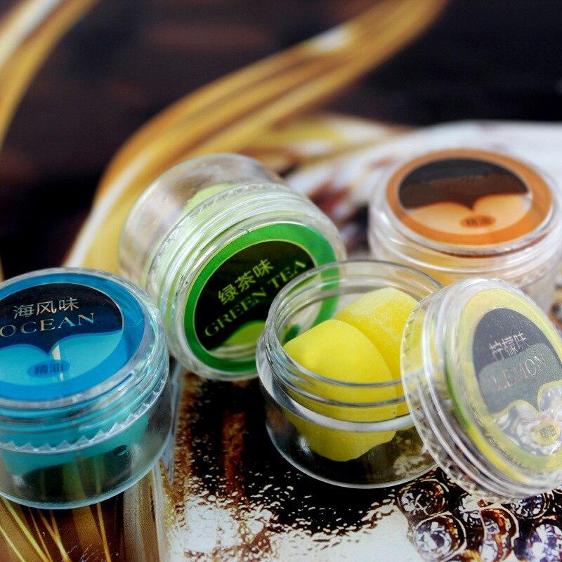Jcotton автомобиля Освежители воздуха Твердые таблетки fragnace Замена авто духи вкусов для car Vent клип ароматизатор в автомобилях(China)