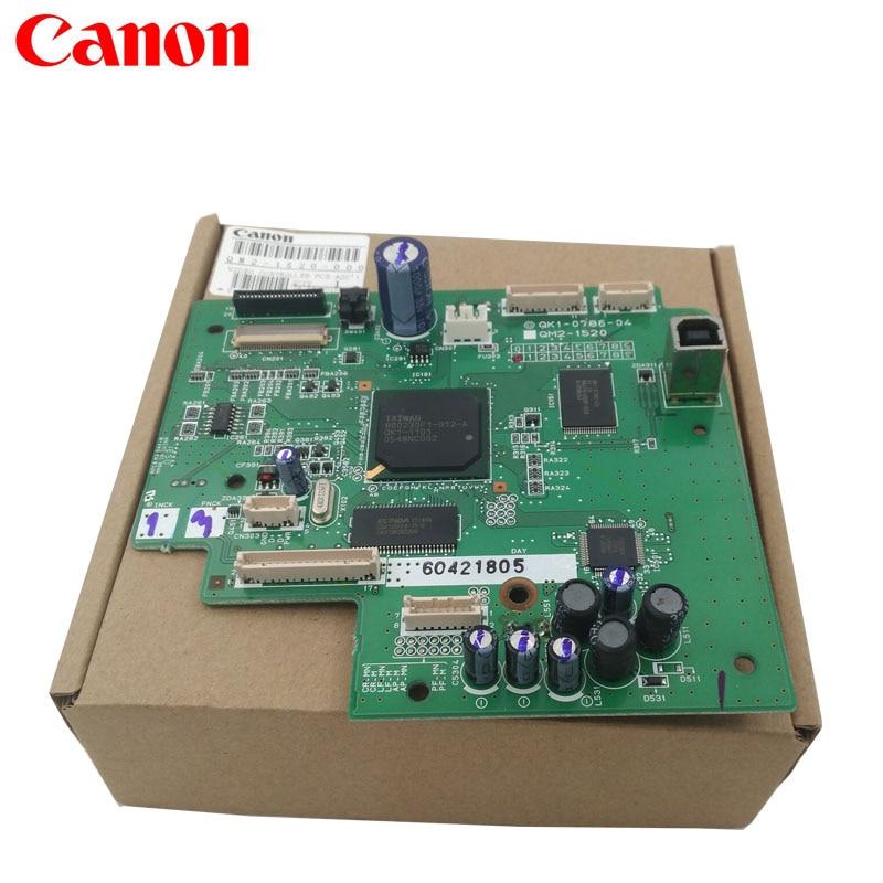 FORMATTER PCA ASSY Formatter Board logic Main Board MainBoard mother board Used Canon IP3000 3000 QM2-1520-000<br>