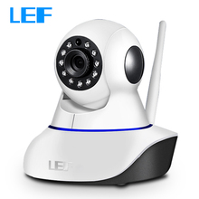 LEF 720P/960P WIFI IP Camera Wireless Home Security CCTV Surveillance Camera P2P Infrared Night Vision