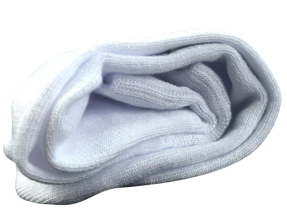 Ankle Diabetic Socks White 3