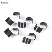 MIZUGIWA 5 pairs Hunting Wide 30mm to 25mm Scope Ring Adapters Rifle Airgun Scope Torch Tube Insert Rifle Mount Picatinny Weaver(China)