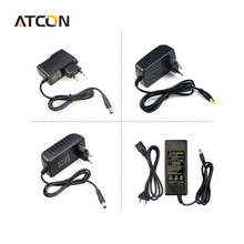 1Pcs DC 12V 1A 2A 3A 5A Power Supply Adapter AC100V - 240V to 12V lighting Transformer Converter Charger For RGB LED Strip light