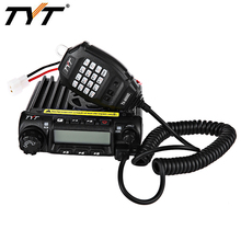 TYT TH-9000D Mobile Radio 60W VHF 136 - 174Mhz Walkie Talkie Car Ham Radio Two Way Radio Transceiver(China)