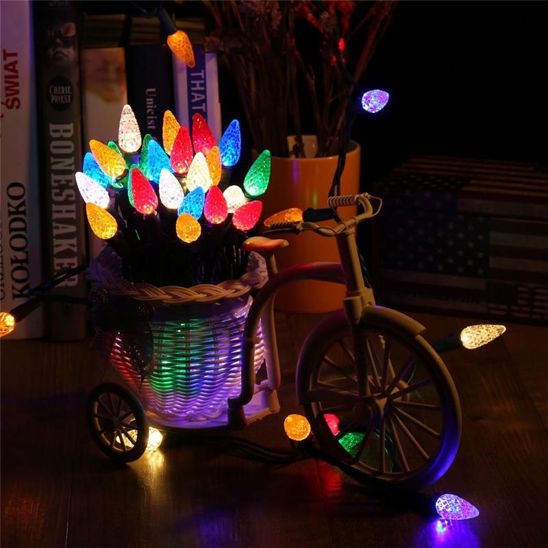 25 LED 16ft Fairy Decorative String Lights (18)