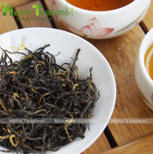 [HT!]80g/lot jinjunmei china black tea jin jun mei red tea eyebrow tea of wuyi chinese black tea hongcha golden eyebrow