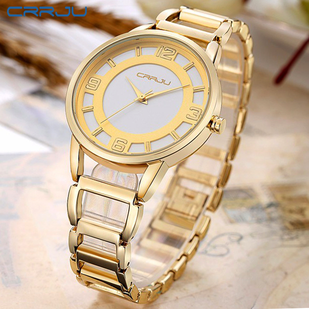 Brand Luxury Rose Gold watchCommercial Watches Fashion Dress Watch Relogio Feminino  Full stainless steel woman Fashion OL Lady<br><br>Aliexpress