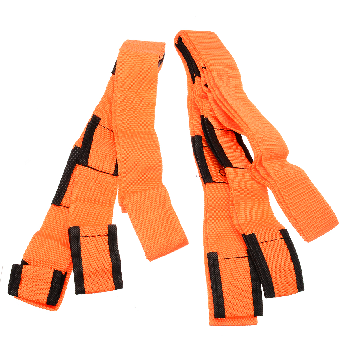 4pcs Furniture Lifting Moving Straps Harnesses Heavy Duty Furniture Cargo Movers Lifter Convenient Shoulder Wrist Aid Belt Tool