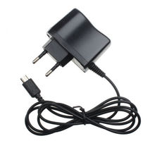 EU Plug AC Home Wall Travel Power Adapter/Charger for Nintendo DS Lite NDSL  (100~250V)