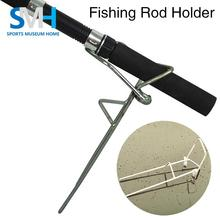 Outdoor Professional Protable Adjustable Support Stand Fishing Rod Rest Holders