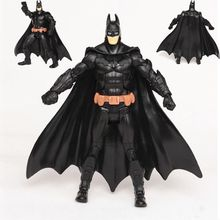 2016 18cm Movie Batman Dark Knight Returns Marvel Arkham City Action Figure Kids Toys Kids Action Figure Toys Robot Kids Toys