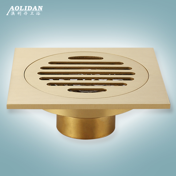 2017 Limited Rack Copper Thick Floor Enclosure Drain Dual-purpose Washing Machine Shipping Special Offer Optional <br><br>Aliexpress