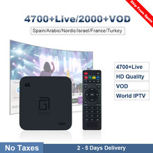 Buy GOTiT S905 Spain Spanish IPTV Swedish Nordic Quad Core Android TV Box 1 Year Subscription Europe IPTV Channels iptv Smart TV Box for $70.40 in AliExpress store