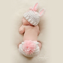 Buy 2017 Hat+Trousers Set Handmade Infant Baby Costume Knitted Beanies Hat Newborn Photography Prop Crochet Hats Caps Accessories for $11.30 in AliExpress store