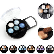 Buy UBUB 5Pcs Eye Shadow Powder Metallic Long-lasting Loose Shimmer Eyeshadow Pigment 3D Nude Glitter Beauty Makeup Cosmetics Y25 for $5.78 in AliExpress store