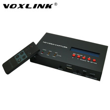 VOXLINK eZcap283 Recorder Box With Scheduled Recording 1080P HDMI Game Capture for XBOX One/360 PS3 Support HDCP(China)
