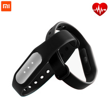 Original Xiaomi Mi Band 1s Fiteness Bracelet With Heart Rate Monitor Bluetooth Smart Wristband for Android/ iOS Xaomi Pedometer