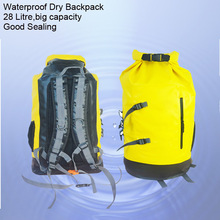 28L Waterproof Dry Bag  Roll Top Dry Compression Sack Keeps Gear Dry for kayak
