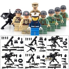SY614 War World 2 The Pacific War Japan VS US Navy Army  Building Blocks Collection Bricks Best Children Gift Toys