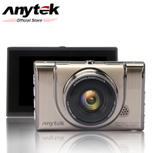 Anytek Car DVR A100+ Novatek 96650 Car Camera 1080P WDR Car Registrator Parking Monitor Night Vision Dashcam Vehicle Black Box(China)