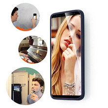 EDWO PC Anti-gravity Case for Samsung S8 S8 plus Magical Anti gravity Nano Suction Cover Antigravity Cases for S6 S7 edge plus