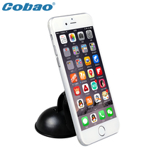 Universal Car Windshield Mounted Magnet Phone Stand Cobao Magnetic Holder For iPhone 3G/3GS 4 5 5s 6 6s 7 Plus For(China)