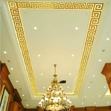 10pcs Geometric Waist Puzzle Labyrinth 3D Mirror Wall Sticker for Ceiling TV Bedroom Acrylic Mural Wall Decals DIY Home Decor