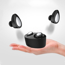 Mini Twins True Wireless Stereo Bluetooth Earphones CSR 4.1 bluetooth Handsfree headset headphone with Charging Box Dock Earbuds