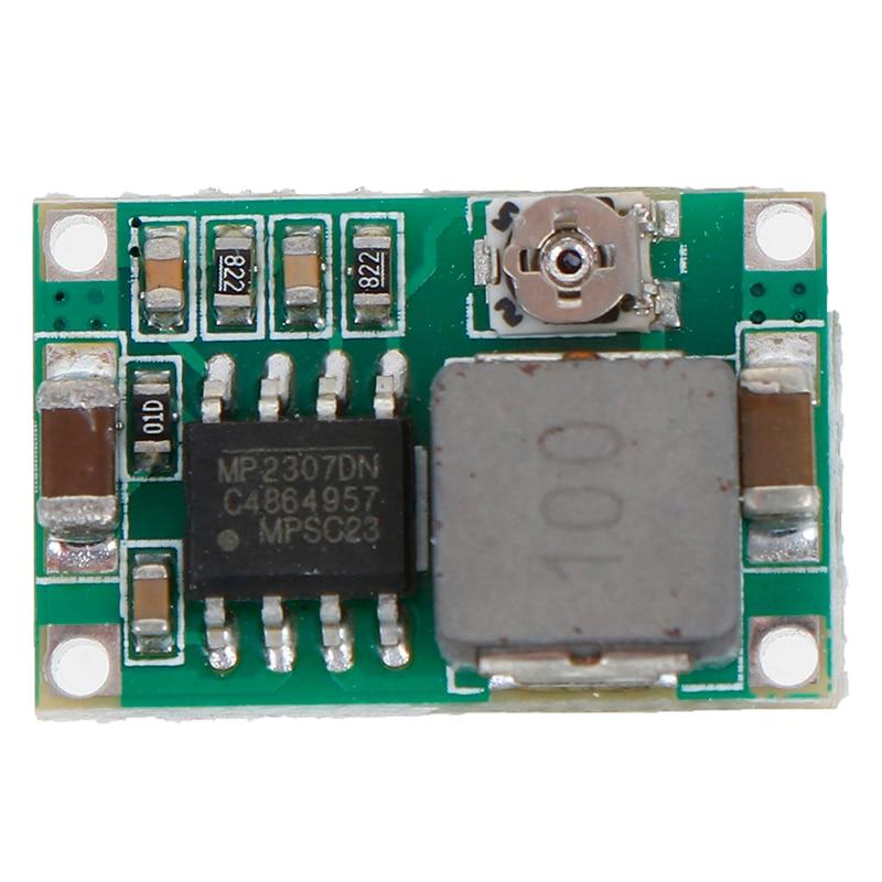 High Quality MP2307 MINI360 3A DC-DC Step Down Power Supply Converter Module 4Pcs/Lot
