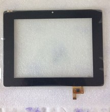 real stock black color New 8'' Prestigio MultiPad 2 PMP7280C touch screen panel digitize PMP7280C DUO glass sensor