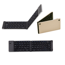 Universal Mini Wireless Bluetooth 3.0 Foldable Keyboard for iPhone iPad iOS Android Smartphone Tablet Portable