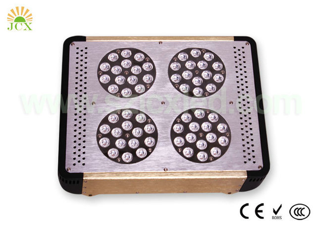 Upgraded Apollo 4 - 180W(60*3W) LED Plant Grow Light - dimmable and imitate the sunrise and sunset -Josh Song