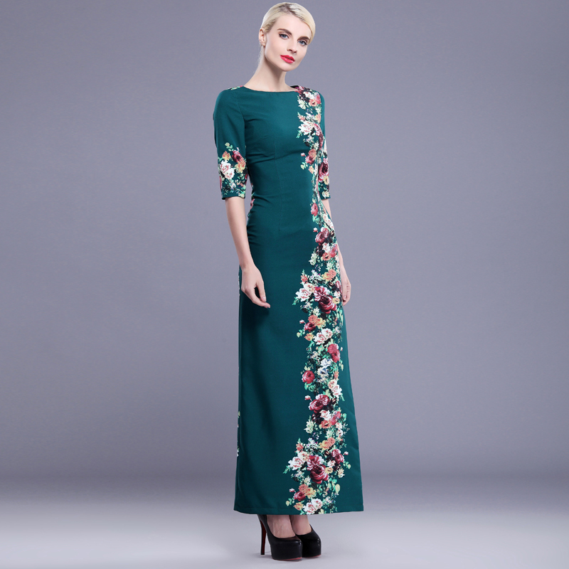 Vestidos estampados aliexpress