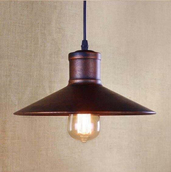 America Edison Edison Pendant Lights For Home Dinning Room Vintage Industrial Lighting Lamparas Pendentes E Lustres<br>