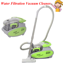 freeshipping 1600w power 6L capacity 5m power cord length wet and dry vacuum cleaner Water Filtration Washing Wet Dry sweeper(China)
