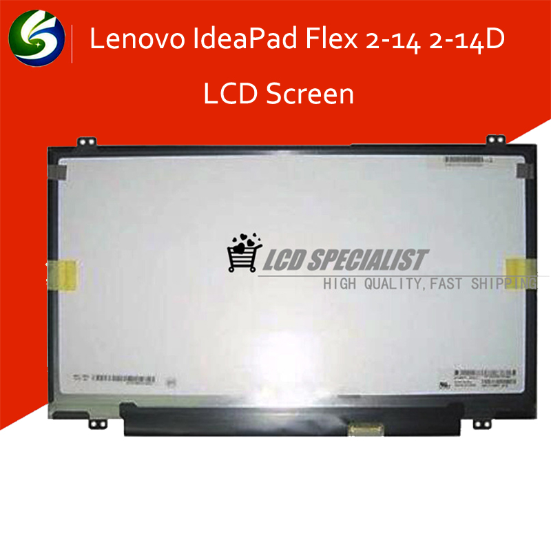 14 Inch for lenovo Ideapad Flex 2-14 Flex 2-14d LCD Screen Display Panel Repartment With Tracking No.<br><br>Aliexpress