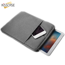 KISSCASE Tablet Sleeve Pouch Bag Case for Apple iPad Mini 1 2 3 4 Cover Casual Shockproof Case For iPad Mini2 Mini3 Mini4 Cover