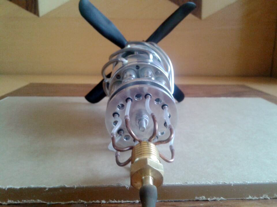 Stirling engine 6