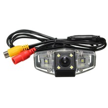 CCD Night Vision Car Backup Rear View Camera Waterproof Parking Reverse Camera For Honda Accord/Pilot/Civic/Odyssey
