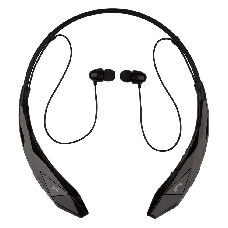 Hot Wireless Bluetooth Headset Sports Bluetooth Ea...