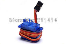 1piece SG90 9G Mini Micro Servo Motor For Robot 250 450 6CH RC Helicopter Airplane Controls Arduino UNO R3 Aeroplane Car Boat(China)